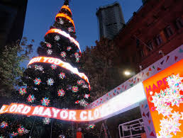 Christmas Decorations Online Sydney by Martin Place Christmas Tree What U0027s On City Of Sydney