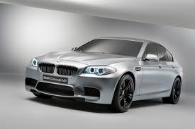 bmw concept car 2012 bmw m5 concept concept cars news