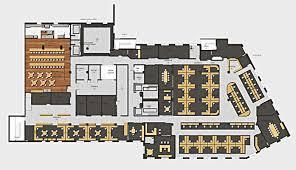 Office Floor Plans Color 2d Graphics Floor Plans