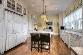Country Kitchens With White Cabinets by 30 Beautiful White Kitchens Design Ideas Designing Idea
