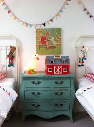 Twin Beds For Girls The Boo And The Boy Vintage Inspired Shared Girls U0027 Room Kid