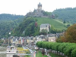 moselle moselle moselle valley history its castles