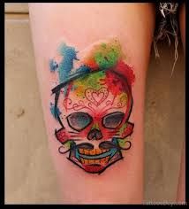 skull tattoos tattoo designs tattoo pictures page 33