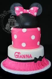 minnie mouse pink u0026 black birthday cake ph serts u0026 cakes