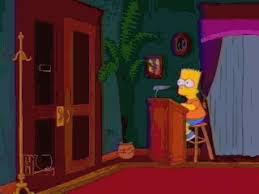 Meme Generator Homer Simpson - abe simpson walks in and turns around gifrific