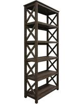 Threshold Carson 5 Shelf Bookcase White Threshold Bookshelves Fall Specials