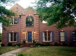 Outdoor House Paint Colors Exterior House Paint Colors With Brick Gallery