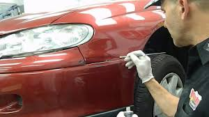 how to remove u0026 repair car paint scratches easily step by step