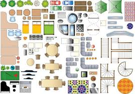 Floor Plans With Furniture Furniture Plan View Google Search Furniture Symbols