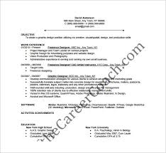 Freelance Artist Resume Designer Resume Template U2013 9 Free Word Excel Pdf Format