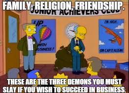 Mr Burns Excellent Meme - inspirational mr burns