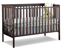 Espresso Convertible Crib by Table Beautiful Espresso Convertible Crib Baby Cache Vienna