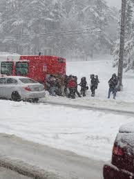 Canada Snow Meme - andpop meanwhile in canada