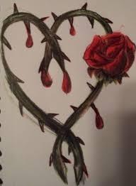 the 25 best bleeding heart tattoo ideas on pinterest gothic art