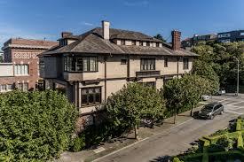 houses for sale in san francisco san francisco tudor style mansion seeks 25 million wsj