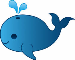 cartoon drawing whale cartoon whale how to draw a whale fish