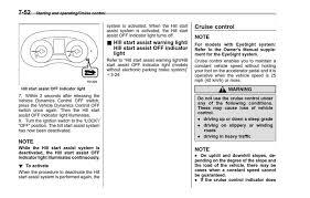 subaru vehicle dynamics control warning light subaru wrx wrx sti manuals 2016 wrx wrx sti owner s manual