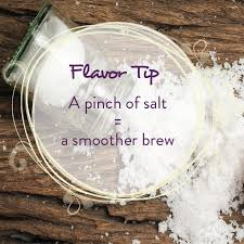 Salt In Coffee 256 Best Mr Coffee Coffee Recipes Images On Pinterest Coffee