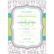 barcelona 80th birthday invitations paperstyle