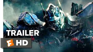 transformers the last knight official trailer 1 2017 michael
