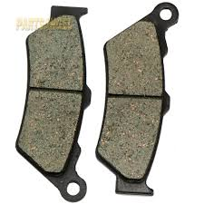 rear kevlar carbon brake pad moto guzzi california ev special 1100