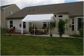 tent deck backyards excellent image of backyard canopy tent 141 deck