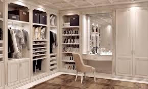 lacquered wood walk in wardrobe capriccio casta diva interiors