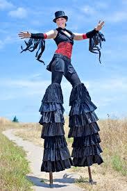 clown stilts for sale best 25 stilt costume ideas on digitigrade stilts
