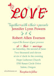 marriage invitation quotes wedding invitation lovely marriage wedding invitation