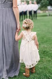 best 25 country flower girls ideas on pinterest rustic flower