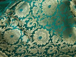 wedding dress material brocade fabric wedding dress fabric benarse brocade what s it worth
