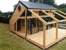 cuisine maison bois maisons à ossature bois d 2000 la maison bois par maisons