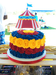 carnival theme cake heavenly confections by sedonia pinterest