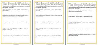 free royal wedding resources posters printables worksheets