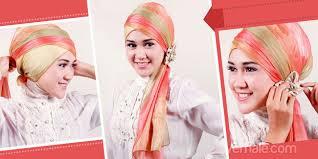 tutorial hijab resmi tutorial jilbab cantik untuk acara resmi vemale com