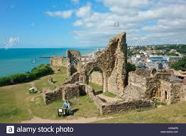 Hastings England Map by England Sussex Hastings Castle Stock Photos U0026 England Sussex