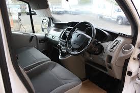 renault trafic interior used vauxhall vivaro l2 turner used vans