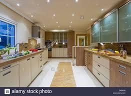 modern spanish kitchen recessed lighting in modern spanish kitchen with a hatch and 15
