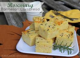 rosemary parmesan cornbread thanksgiving side dishes a
