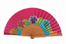 silk fans painted silk fan ma72