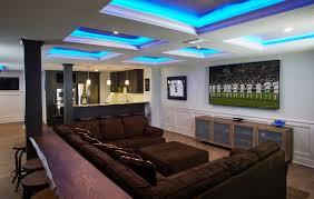 chc design build wins gold remy for royals basement remodel