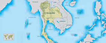 World Map Thailand by Thailand Map U0026 Introduction Ansova Travel Luxury Tours