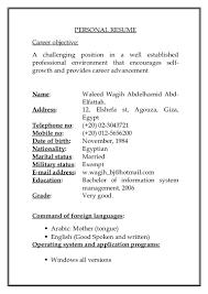 very good resume examples summer job resume choose software engineer it emphasis 1 choose resume samples the ultimate guide livecareer