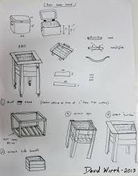 Patio Ice Cooler by Rustikální Outdoor Cooler Stand Dřevěné Palety Plánky