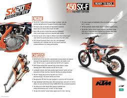 motocross bike makes 2016 ktm 450 sx f factory edition reviews comparisons specs