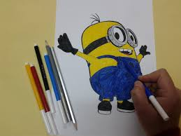 minion coloring pages cool coloring pages for kids free
