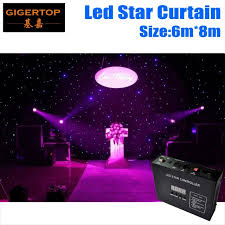 wedding backdrop prices price 6m 8m fireproof led curtain starlite led backdrops