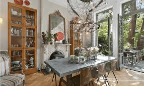 Historic Home Interiors by The Gorgeous Fort Greene Brownstone From U0027girls U0027 Looks Even Better