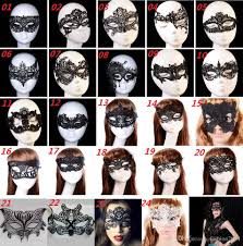 woman mask halloween 24 style halloween masquerade venetian party half face lace