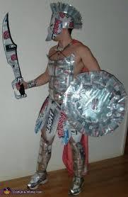 Spartan Costume Halloween Coors Light Spartan Knight Halloween Costume Beer Cans